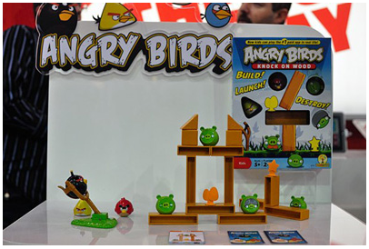 Angry Birds juego de mesa