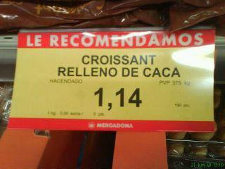 Croissant Relleno
