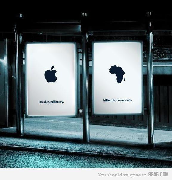la muerte en africa