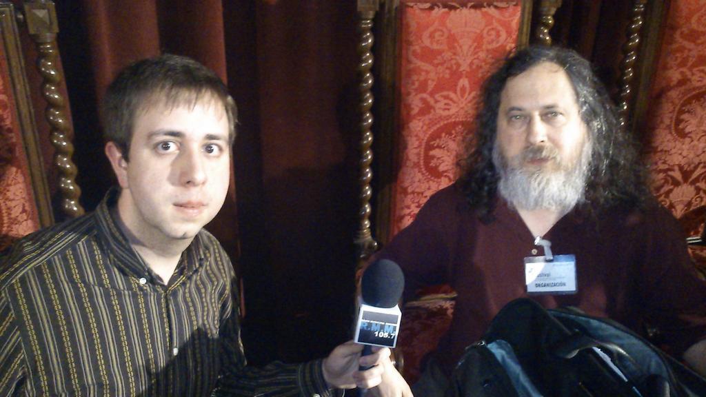 dasanro Richard Stallman